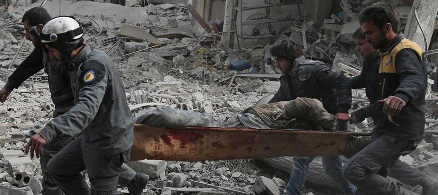 Es cierto que la situación es endiablada, después de siete años de guerra,...