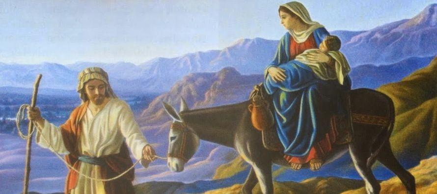 Aunque el Ángel de San José hubiese cesado de darle orientaciones para probar su fe,...