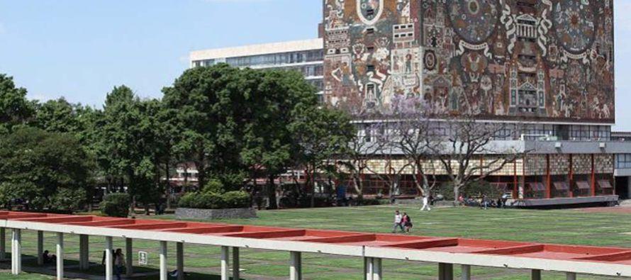 """""""Individuos ajenos a la Universidad Nacional Autónoma de México (UNAM)..."""