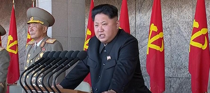Corea del Norte cargó hoy contra Estados Unidos por sus críticas al régimen y...