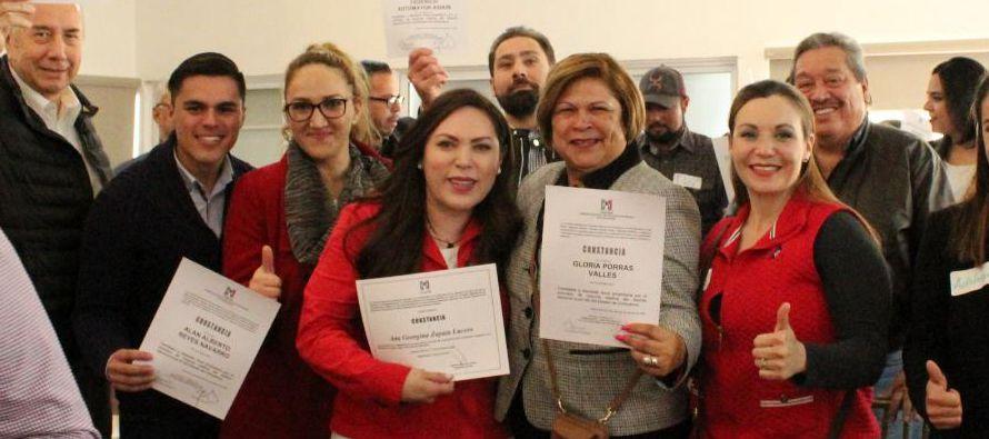Salinas de Gortari asumió la presidencia aquel diciembre con media Cámara de...