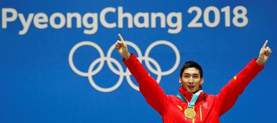"""""""Tenemos suerte de celebrar los próximos Juegos en Pekín, éstos..."""