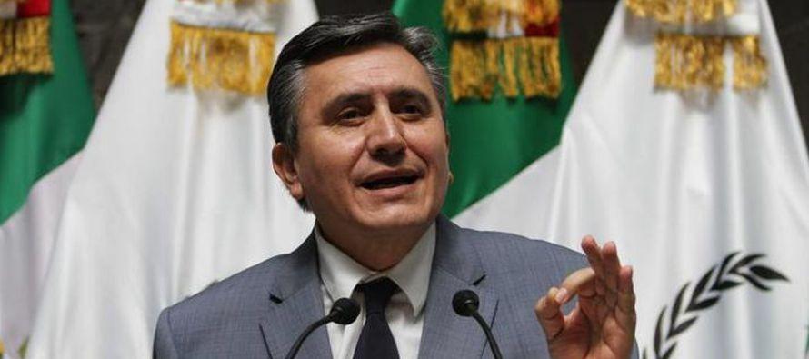 El presidente de la Comisión Nacional de los Derechos Humanos (CNDH), sostuvo que la...