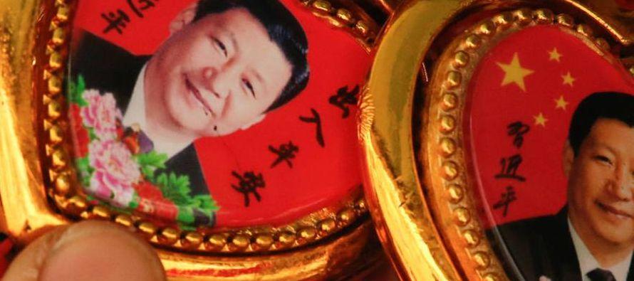 Ignorando el legado de Deng, Xi se dispone a incorporar al ordenamiento constitucional chino sus...