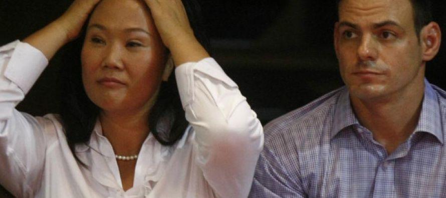 El caso está en manos del fiscal José Domingo Pérez, quien viajó a...