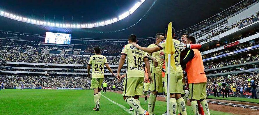 El América llega como líder invicto del Clausura mexicano tras empatar sin goles con...