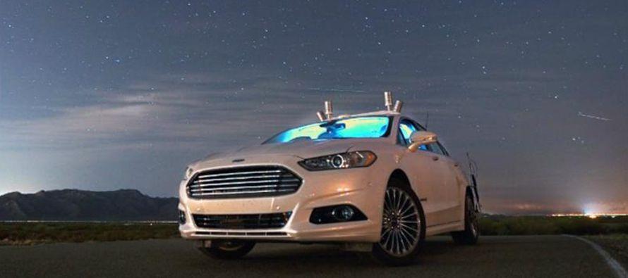 Los vehículos autónomos funcionarán durante este año integrados en las...