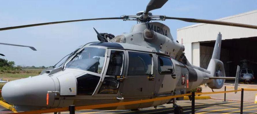 En el acto de recepción de la aeronave estuvieron presentes el jefe del Estado Mayor General...