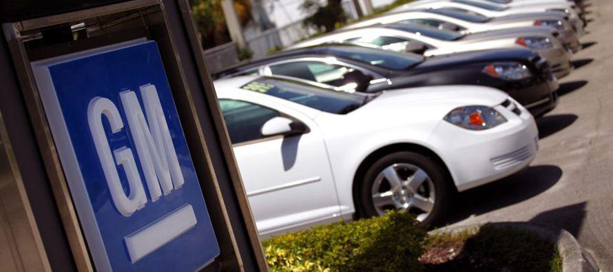 Chevrolet entregó 149.605 vehículos, un 8,8 % menos que en febrero de 2017, mientras...