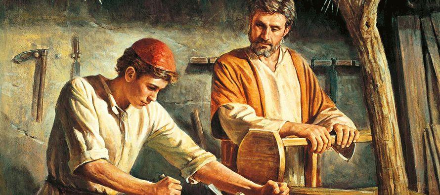 """""""La intención de Él [Jesús] era unir sus padres a sus sufrimientos, pues,..."""