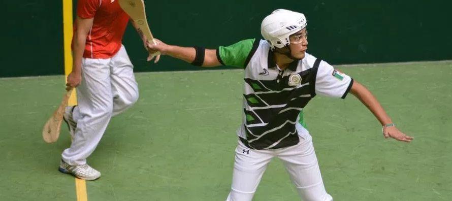 El jai-alai, una modalidad de pelota vasca que alcanzó popularidad en México y...