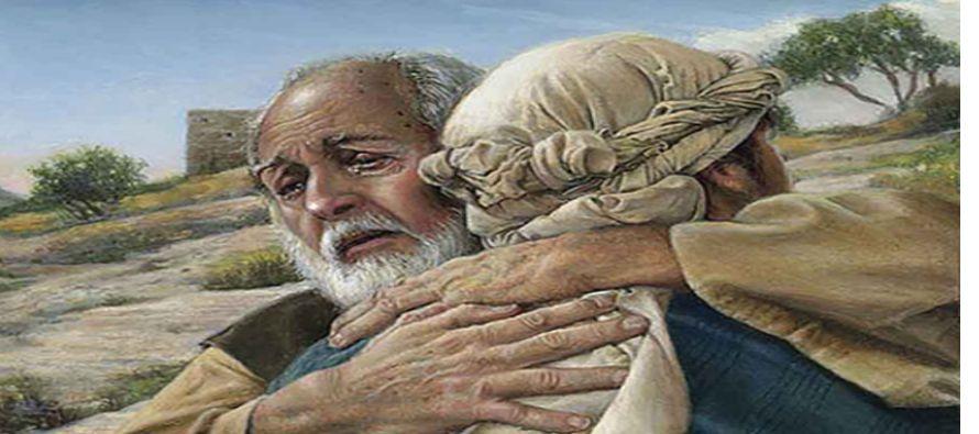 « ¡Cuántos jornaleros de mi padre tienen pan en abundancia, mientras que yo...