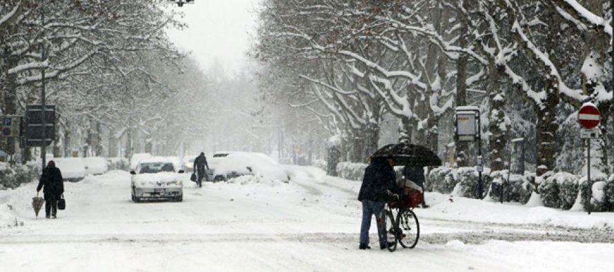 La ola de frío continúa golpeando fuerte en toda Europa. Las fuertes nevadas y las...