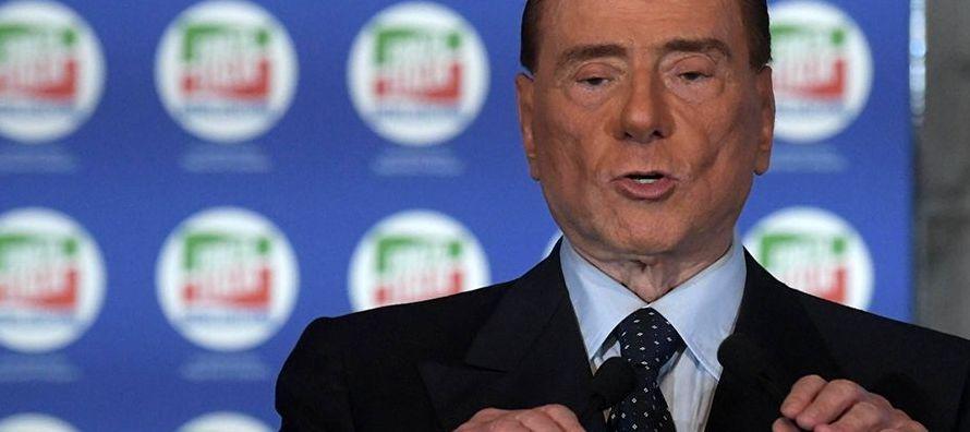 Los pronósticos de Salvini, seguidor del lepenismo, se cumplieron y, superando el 17 % de...