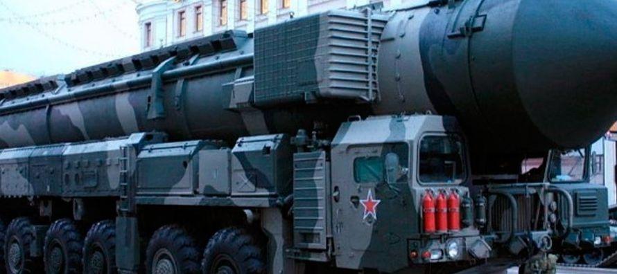 Además, el mandatario ruso se refirió a un nuevo cohete-bloque, impulsado por...