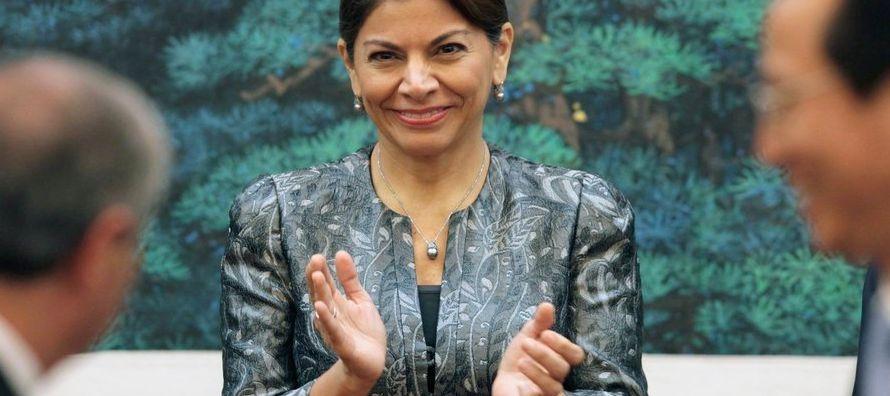 Y no era la única presidenta en América Latina: durante los años de mi...