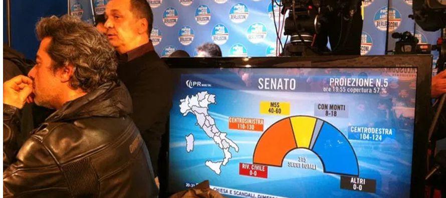 Salvini logró también una histórica victoria interna al superar al conservador...