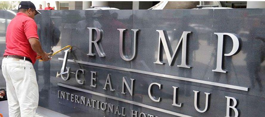 Ithaca prescindió de la Organización Trump por presuntas malas prácticas...