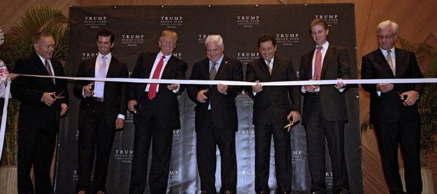 Alan Garten, el principal funcionario legal de la Organización Trump, dijo que el mandatario...