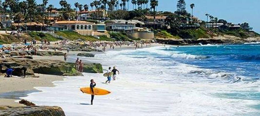 El condado de Imperial Beach, a unos 10 minutos de Tijuana, alertó sobre la presencia de...