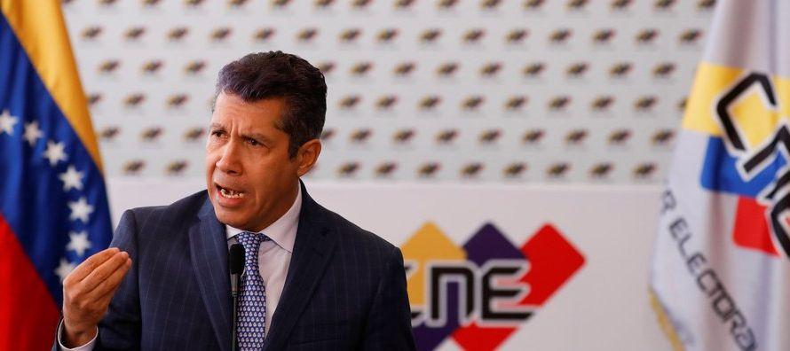 La semana pasada, el 27 de febrero, registré mi candidatura a la presidencia de Venezuela....