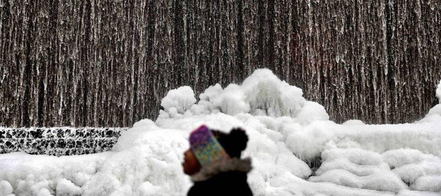El Servicio Nacional de Meteorología ha emitido una alerta de tormenta que puede dejar...