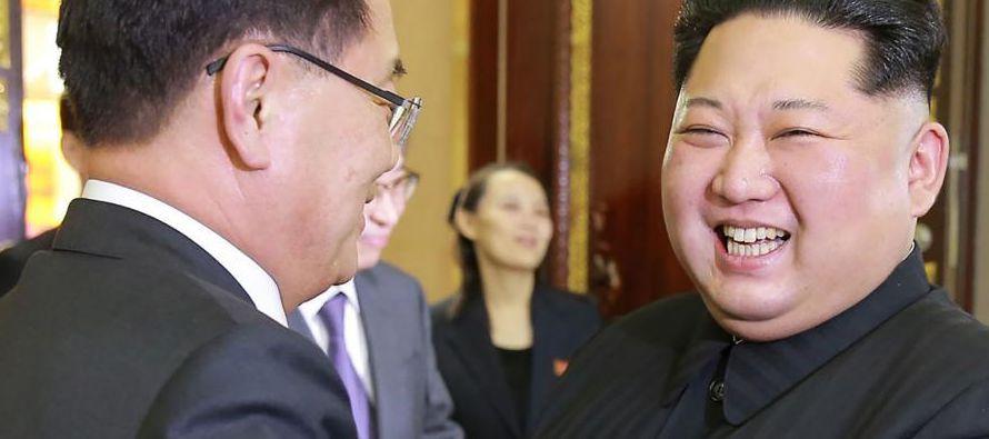 El propio presidente surcoreano, Moon Jae-in, trató de no mostrarse hoy muy optimista al...
