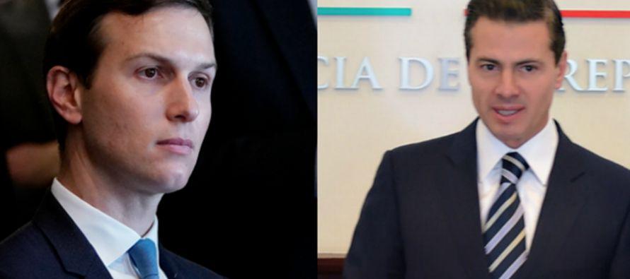 Según el Post, ese encuentro entre Peña Nieto y Trump, que no se han reunido en la...