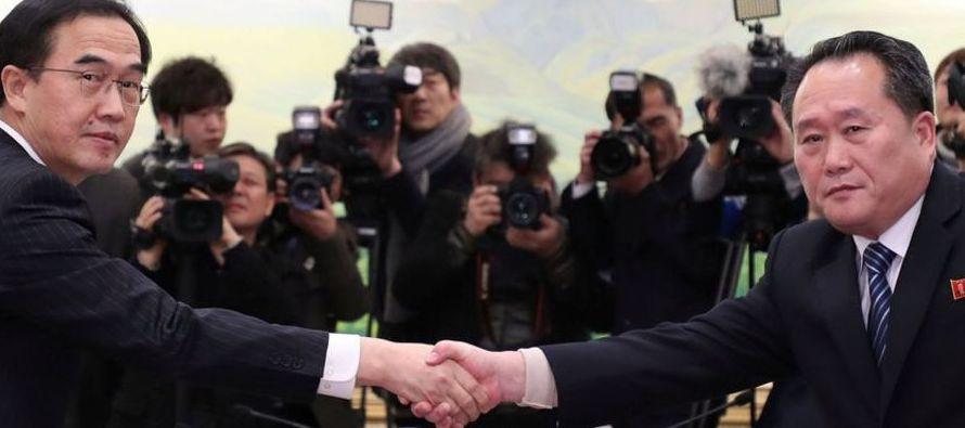 Chung dijo en su rueda de prensa del martes, cuando anunció que Pyongyang está...