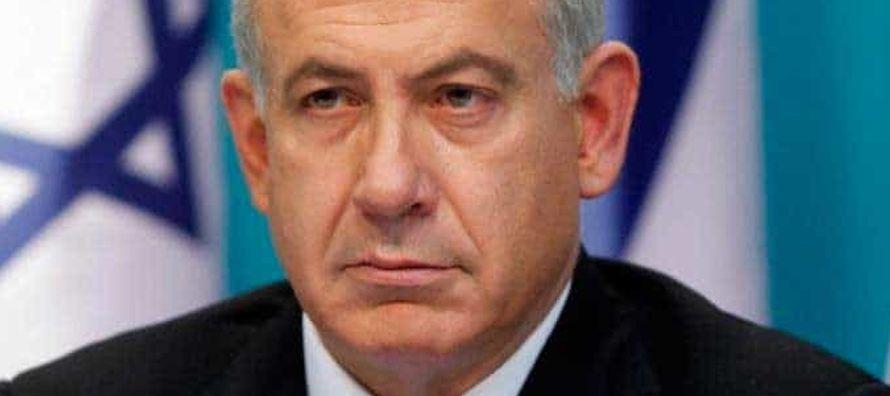 Durante su visita a Washington, Netanyahu ha participado en la reunión anual del...