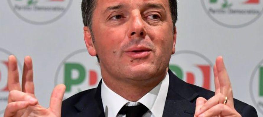 Y para algunos analistas, como el profesor Marco Tarchi, Renzi encarna la categoría del...