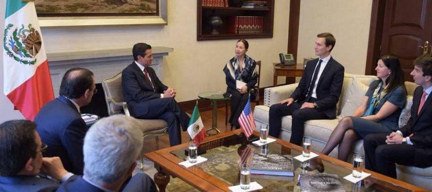 Pero el encuentro entre Peña Nieto y Kushner muestra el profundo cambio en el enfoque que el...