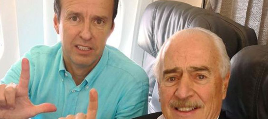 Pastrana y Quiroga fueron devueltos a Colombia por las autoridades cubanas, que impidieron...