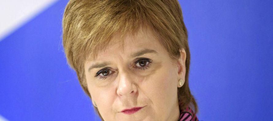 """""""El 'brexit' fue ampliamente rechazado por Escocia, y aún existe menos apoyo..."""