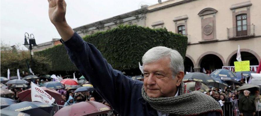 Más de 87 millones de mexicanos están habilitados para votar en los comicios del 1 de...