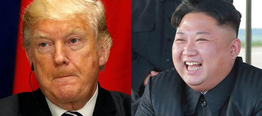 """""""El presidente Trump agradeció la reunión informativa y dijo que se..."""
