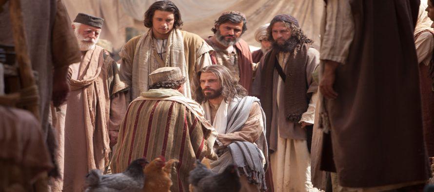 Creyó el hombre en la palabra que Jesús le había dicho y se puso en camino....