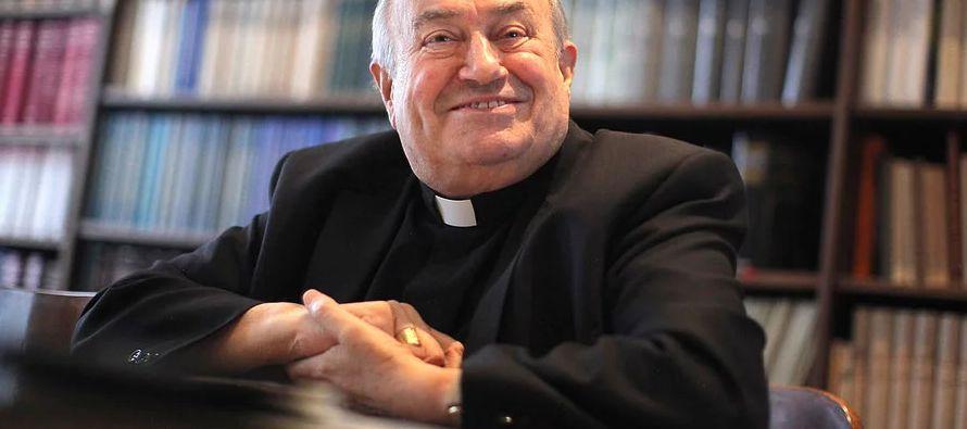 """La Iglesia en Alemania pierde una figura influyente y el continente """"un convencido..."""