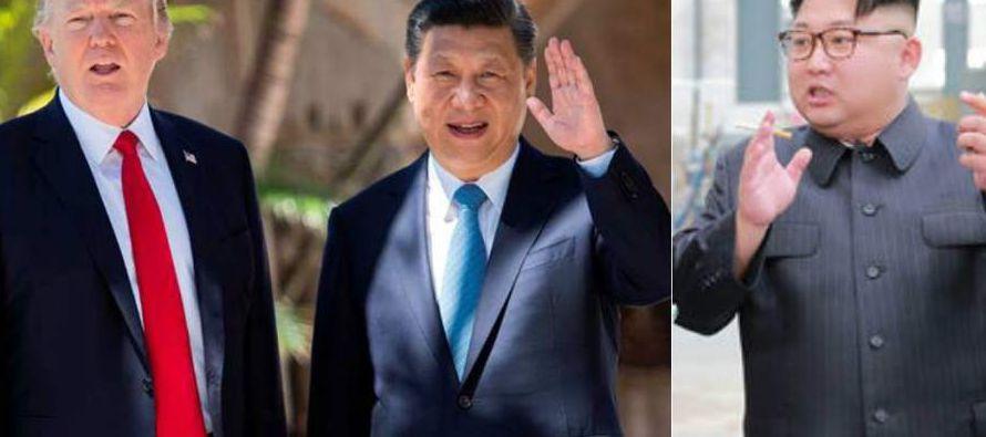 """""""Esperamos una reunión fluida entre Corea del Norte y Corea del Sur, y entre Corea del..."""