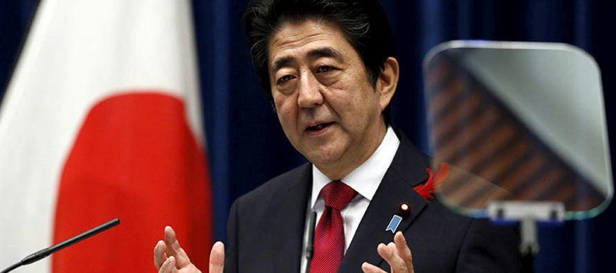 Las sospechas de encubrimiento podrían golpear la imagen de Abe y desvanecer sus esperanzas...
