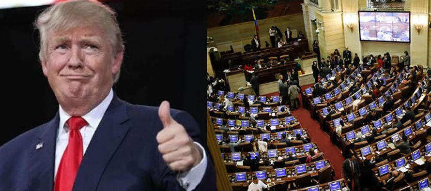 El representante Michael Conaway, que supervisa la investigación de la Cámara de...
