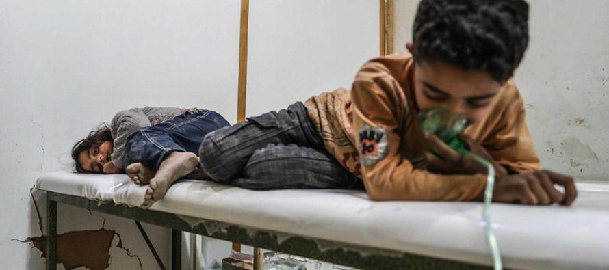 Asimismo, la agencia de la ONU hizo un llamamiento para no olvidar a los menores que sufren una...