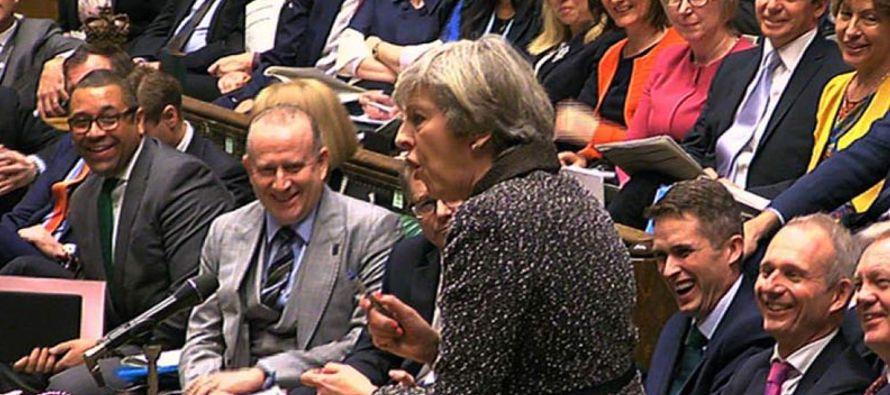 """""""Esto es un espectáculo circense en el Parlamento británico. Las conclusiones..."""
