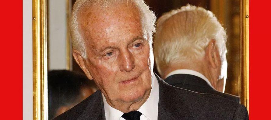 La Casa Givenchy informó hoy la muerte de su fundador, Hubert de Givenchy, la...