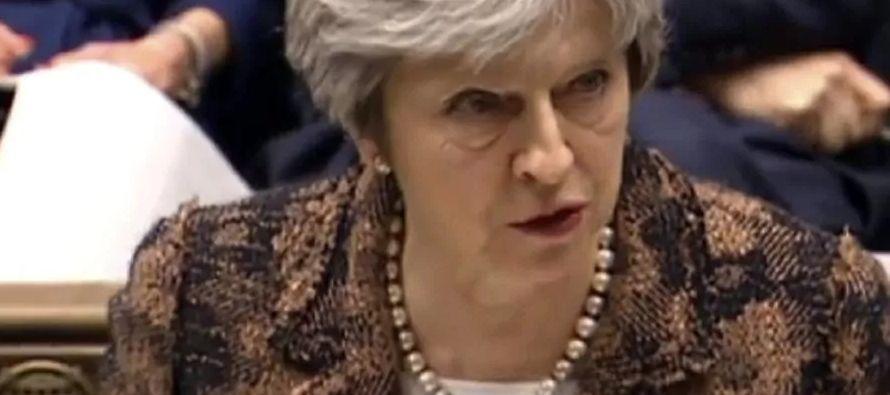 En opinión del experto, la primera ministra lanzó un doble mensaje: que el Gobierno...