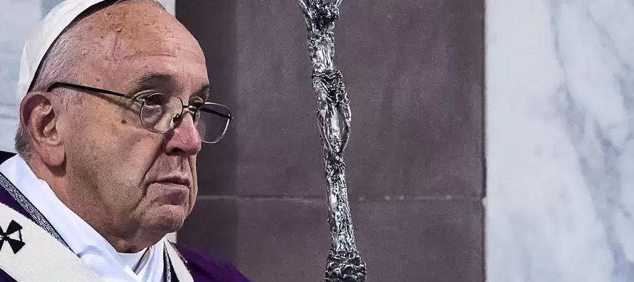 13.03.2013.- Elegido papa en el segundo día de cónclave y al quinto escrutinio....