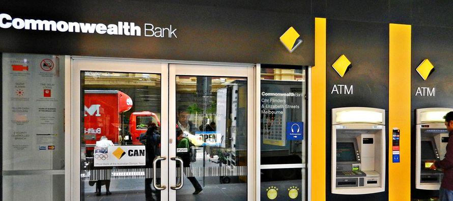 Los principales bancos australianos, el Banco Nacional Australia (NAB), el Banco Commonwealth, el...