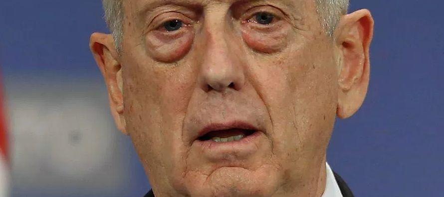 """""""El secretario de Defensa dijo que la oferta de paz del Gobierno de Afganistán..."""