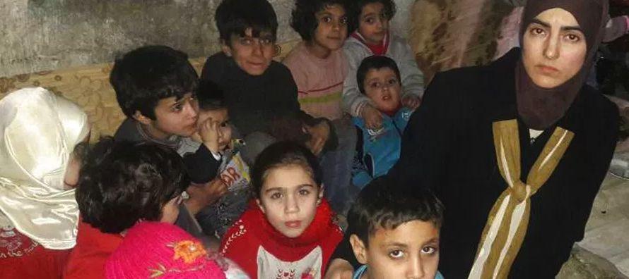 Muchos sirios regresaron el pasado año desde el extranjero, a pesar de que aún no es...
