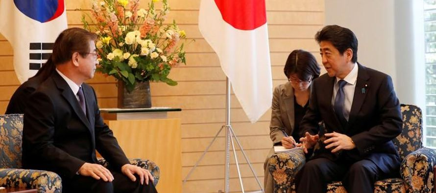 El Gobierno nipón también ha exigido información sobre otras personas que se...